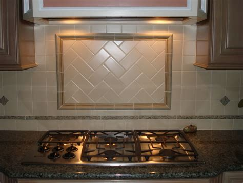 Backsplash Tile Patterns Ceramic Tile Backsplash Patterns Home Design Ideas