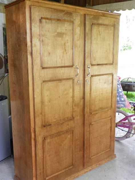Plywood Gun Cabinet Plans