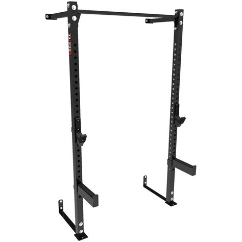 Wall Mounted Power Rack by Megatec Wall Mount Half Rack