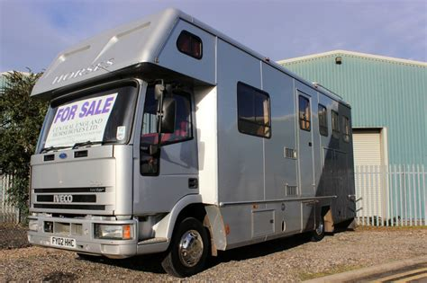 horseboxes for sale 3 horse luxury horsebox for sale central england horseboxes