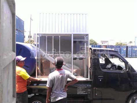 Mesin Air Isi Ulang Inviro pengiriman unit mesin air minum isi ulang gorontalo inviro