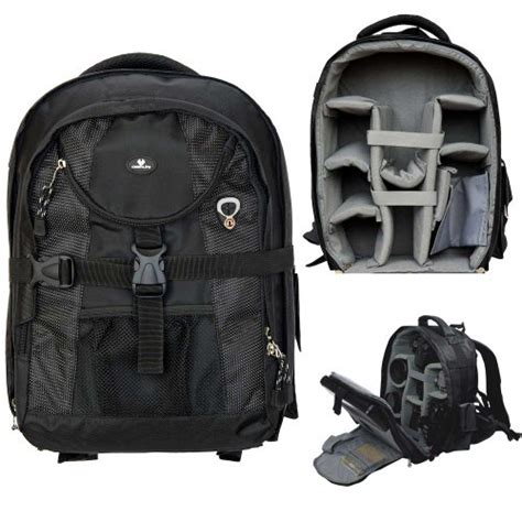 dslr backpack with tripod holder case4life pro range slr dslr backpack bag with tripod