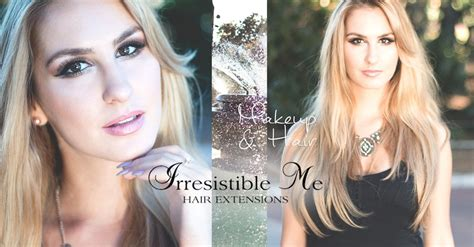 irresistible me hair extensions archives pretty little makeup and instant long hair irresistible me hair