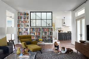 Glass Fronted Bookcase Modern Farmhouse Incorporates Traditional Details For