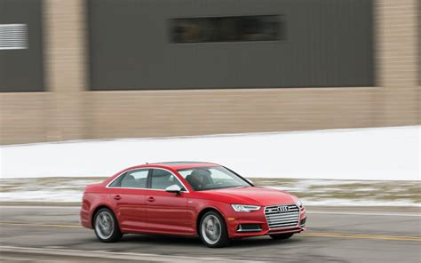 Audi S4 Vs S6 by Comparison Audi S6 Prestige Quattro 2018 Vs Audi S4