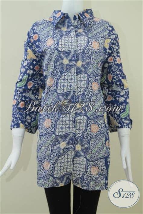 Promo Celana Bahan Untuk Kerja Ukuran Xl Xxxl Xxxxl Xxxxxl baju batik kerja ukuran jumbo untuk wanita gemuk bls971c