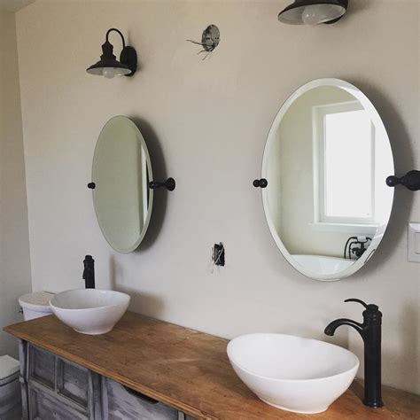cool  creative double sink vanity design ideas