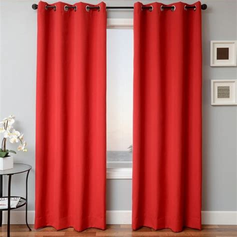 sunbrella outdoor curtain panels sunbrella grommet indoor outdoor curtain panel target