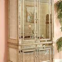 borghese mirrored armoire hayworth dress pier 1