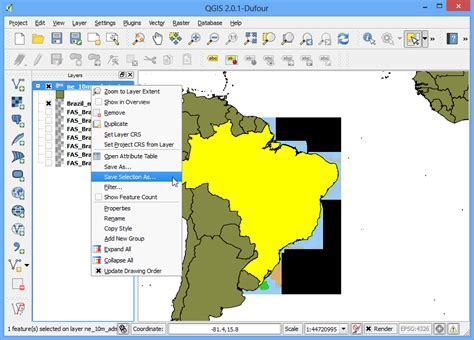 qgis clip tutorial raster mosaicing and clipping qgis tutorials and tips