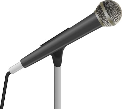 microphone clipart free to use domain microphone clip