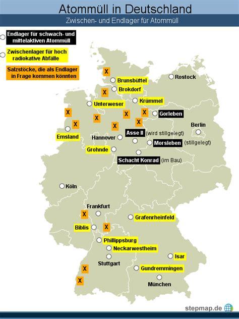 Wie Viele Haushalte Gibt Es In Deutschland 5626 by Wie Viele Endlager F 252 R Radioaktiven M 252 Ll Gibt Es In