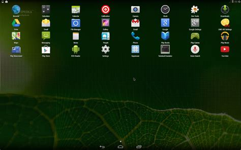 android x86 android x86 4 4 kitkat is a linux os for pcs based on s android gallery