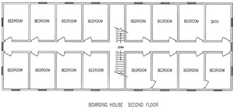 boarding house plans awesome boarding house floor plan contemporary best idea home design extrasoft us