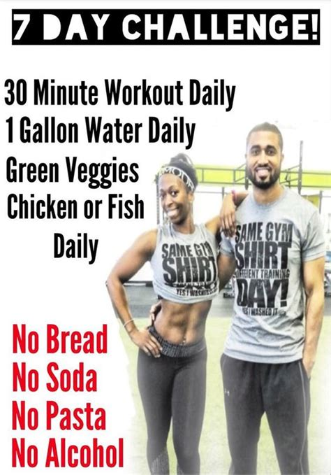 7 day weightloss challenge 7 day challenge one s guide to weight loss