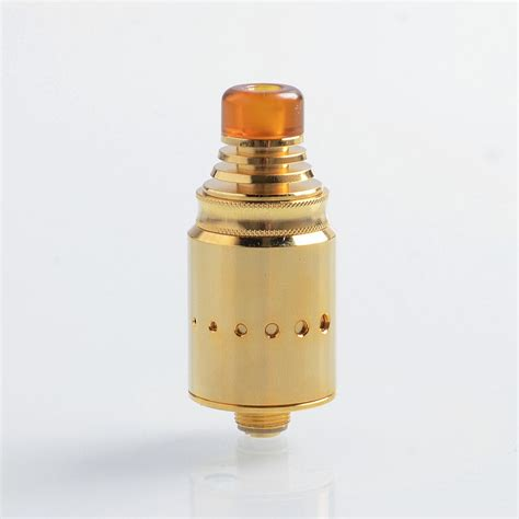 authentic vandy vape berserker mtl rda gold 18mm atomizer