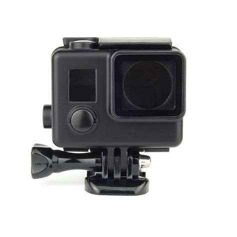 Waterproof Gopro 4 gopro blackout waterproof housing gopro 4 3 underwater housing 35m water diving