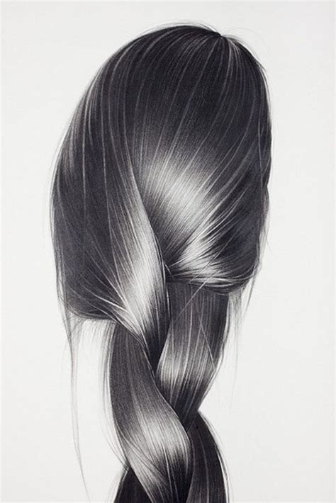 Drawing Hair by 25 Best Ideas About Drawing Hair On How To