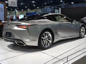 Lexus Connected Cars Lexus Lc500h She Buys Cars