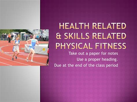 health related skills related