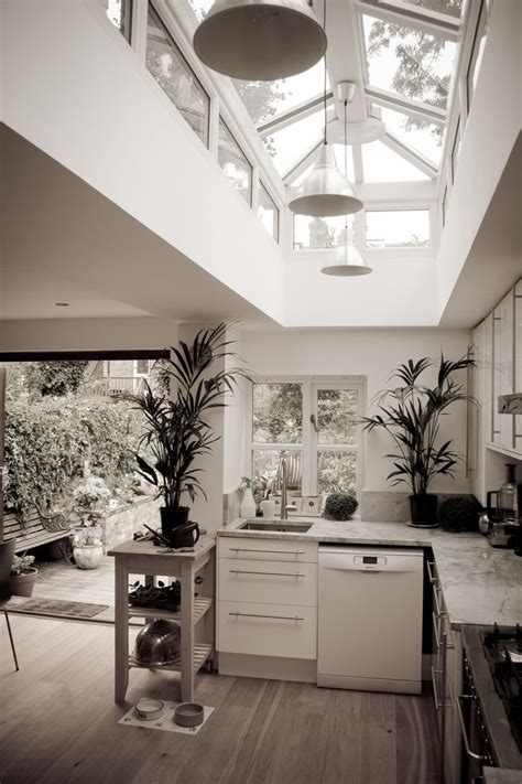 a lantern rooflight will add so much daylight to your