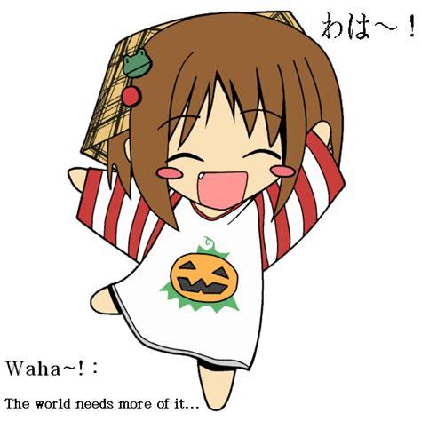 Waha Meme - yamato suzuran waha know your meme