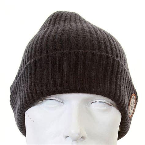 grey knit hat armani grey rib knit beanie hat s6404 p3