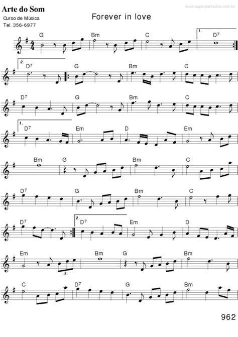 Forever In 5 partituras forever in v 5 kenny g cifra