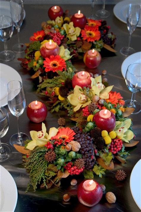 Thanksgiving Table Centerpieces 55 Beautiful Thanksgiving Table Decor Ideas Digsdigs