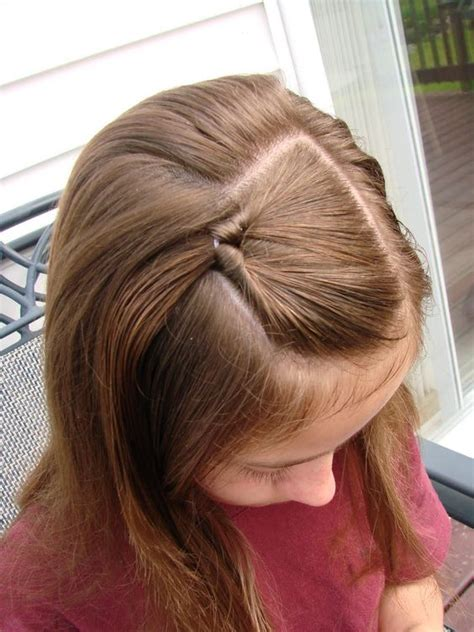 simple pengecostal hairstyles for short hair 1000 ideas about easy toddler hairstyles on pinterest