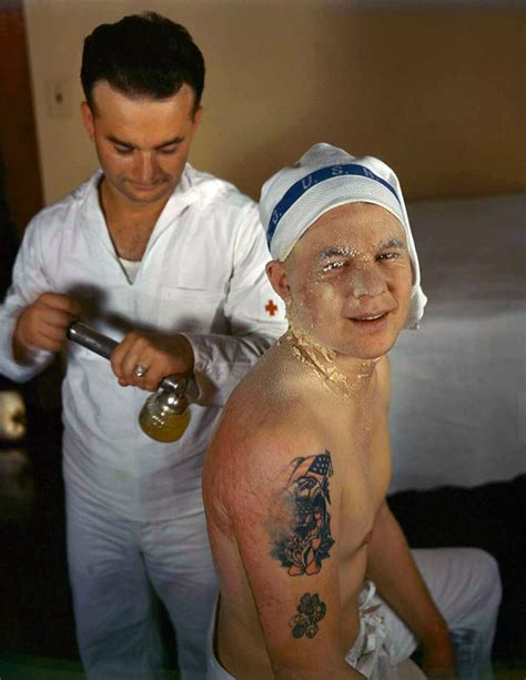 burn victim meaning the amazing pictures of american war industry during ww2