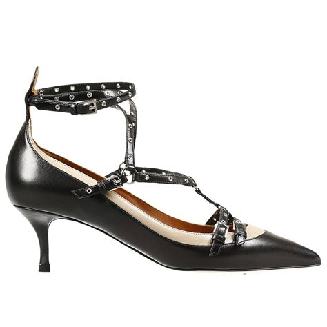 valentino heels in black lyst