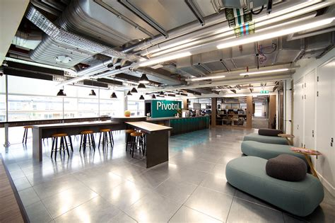design lab london inside pivotal s new london office officelovin