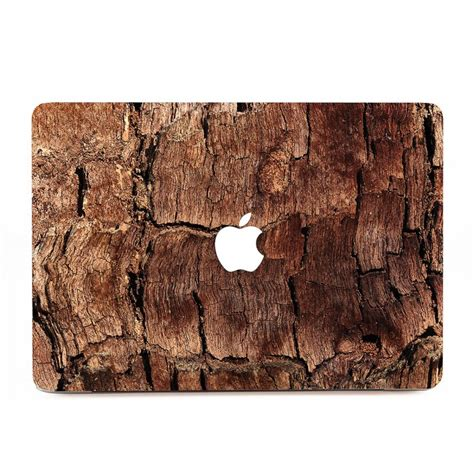 Sticker Von Holz Entfernen by Holz Textur Macbook Skin Aufkleber