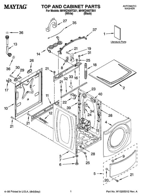 maytag washer schematic diagram wiring diagram with