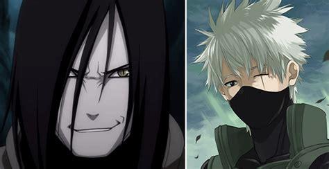 Anime Naruto Orochimaru Naruto Battle Kakashi Vs Orochimaru Who D Win Otakukart