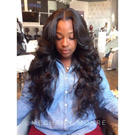 best hair for weave sew ins 111 best images about weaves sew ins on pinterest