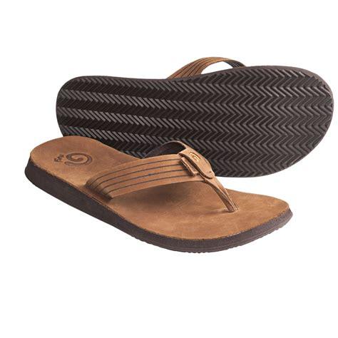 flip flop sandals teva redondo flip flop sandals leather for save 28