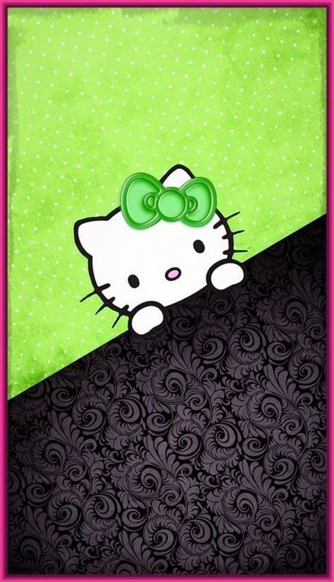 imagenes kitty para celular fondos de pantalla para celular de hello kitty muy bellos