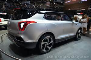 new car launches in usa ssangyong x100 mini suv jan 2015 launch confirmed
