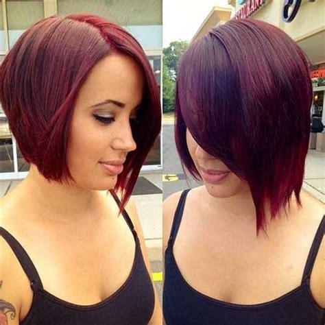 bob haircuts red 22 asymmetrical short haircuts short hairstyles 2017