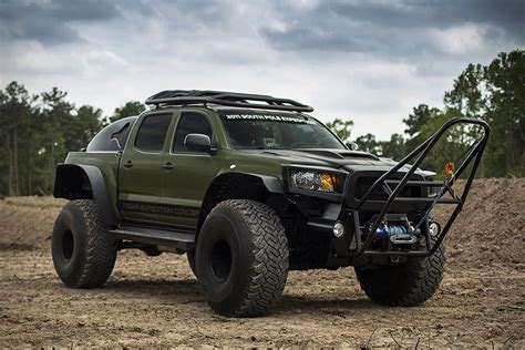 Tacoma Mba Built Green by Most Expensive 400 000 Toyota Tacoma Is Heading To
