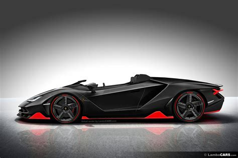 convertible lamborghini this is what the lamborghini centenario roadster could