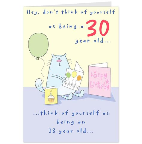 Thirty Birthday Cards Hallmark Cards Greetings Cards And Gifts