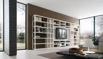 livingroom storage 20 modern living room wall units for book storage from