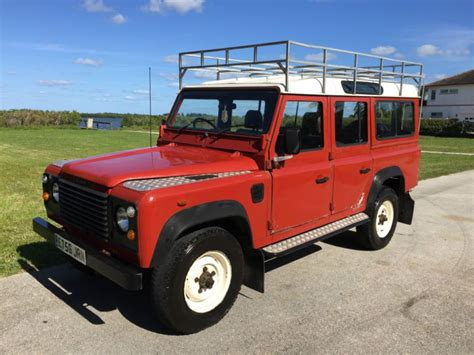 1986 land rover buy used 1986 land rover defender in summerland key