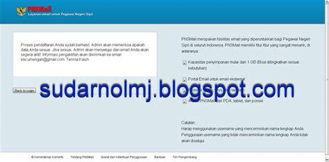 membuat email khusus mitra guru pembaharu email khusus pns di pnsmail