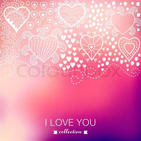 backdrop design for wedding invitation vector valentine s day background blurred template
