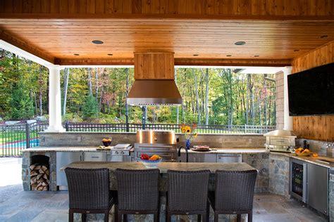 Luxury Outdoor Kitchens by Ct Outdoor Kitchen Kalamazoo Outdoor Gourmet