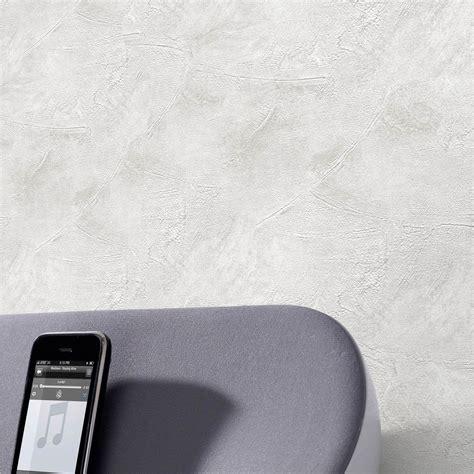 canapé gris et blanc papier peint intiss 233 ravenna gris leroy merlin